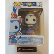 Minor Box Crease Funko Pop! Games 394 Summoners War Orion Pop Vinyl Figure FU34879