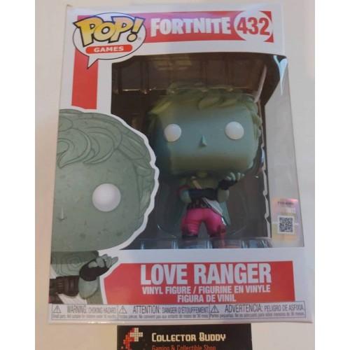 432 Love Ranger POP Vinyl Fortnite
