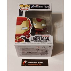 Funko Pop! Games 626 Marvel Avengers Iron Man Gamerverse Pop Vinyl Figure FU47756