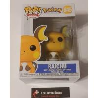Funko Pop! Games 645 Pokemon Raichu Pop Vinyl Figure FU54042