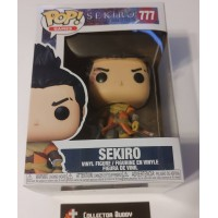 Funko Pop! Games 777 Sekiro Shadows Me Twice Sekiro Pop Vinyl Figure FU54471