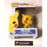 Funko Pop! Games 779 Pokemon Pikachu Attack Stance Pop Vinyl Figure FU55228
