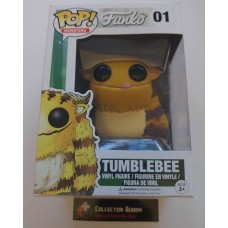 Damaged Box Funko Pop! Monsters 01 Wetmore Forest Tumblebee Tumble Bee Pop Vinyl FU12979