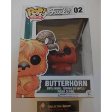 Minor Box Damage Funko Pop! Monsters 02 Wetmore Forest Butterhorn Butter Horn Pop Vinyl FU12865