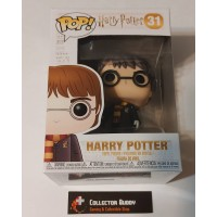 Funko Pop! Harry Potter 31 Harry Potter with Hedwig WHITE Box Pop FU11915