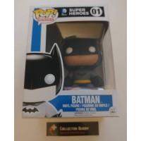Funko Pop! Heroes 01 DC Universe Super Heroes Batman Pop Vinyl Figure FU2201