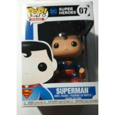 Funko Pop! Heroes 07 Superman DC Super Heroes Pop Vinyl Action Figure FU2250