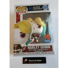 Funko Pop! Heroes 279 Harley Quinn Boombox Super Heroes PX Preview Exclusive Pop FU38976