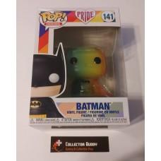 Funko Pop! Heroes 141 Pride Batman Pop Vinyl Figure FU49844
