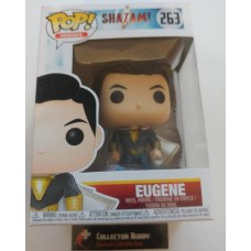 Damaged Box Funko Pop! Heroes 263 DC Comics Shazam! Eugene Pop Vinyl Figure FU36808 Shazam