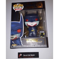 Funko Pop! Heroes 286 DC Super Heroes Batman Red Rain 80 Years Pop Vinyl Figure FU37253