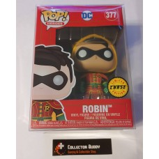 Limited Chase Funko Pop! Heroes 377 DC Imperial Palace Robin Pop Vinyl FU52430