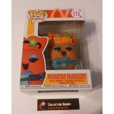 Funko Pop! Ad Icons 113 McDonald's Rockstar McNugget Pop McDonalds FU52988