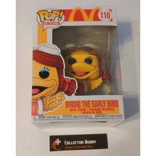 Funko Pop! Ad Icons 110 McDonald's Birdie The Early Bird Pop McDonalds FU52992