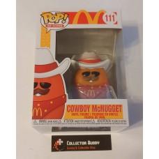 Funko Pop! Ad Icons 111 McDonald's Cowboy McNugget Pop McDonalds FU52987