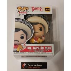 Funko Pop! Ad Icons 122 Tapatio The Tapatio Man Pop Vinyl Figure FU41732