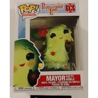 Funko Pop! Christmas 03 Peppermint Lane Mayor Patty Noble Pop Vinyl Figure FU44467