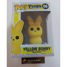 Funko Pop! Candy 06 Peeps Yellow Bunny Pop Vinyl Figure FU37103