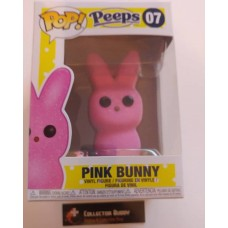 Funko Pop! Candy 07 Peeps Pink Bunny Pop Vinyl Figure FU37101
