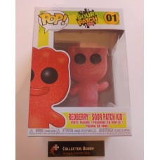 Funko Pop! Candy 01 Sour Patch Kids Redberry Red Berry Pop Vinyl Figure FU37108