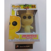 Funko Pop! Candy 02 Sour Patch Kids Lemon Yellow Kid Pop Vinyl Figure FU37109