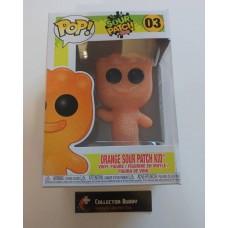 Funko Pop! Candy 03 Sour Patch Kids Orange Kid Pop Vinyl Figure FU37107