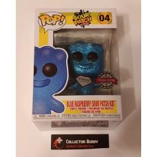 Diamond Glitter SE Funko Pop! Candy 04 Sour Patch Kids Blue Raspberry Kid Pop FU56278