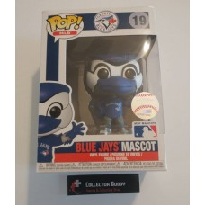 Funko Pop! MLB 19 Toronto Blue Jays Mascot Ace Baseball Pop Figure FU40388