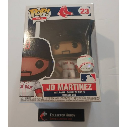 MLB JD Martinez Funko POP