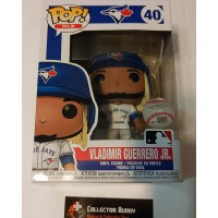 Funko Pop! MLB 40 Toronto Blue Jays Vladimir Guerrero Jr. Baseball Pop Figure FU46821