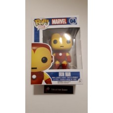 Funko Pop! Marvel 04 Iron Man Pop Vinyl Figure FU2274