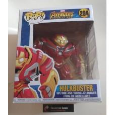 "Funko Pop! Marvel 294 Avengers Infinity War Hulkbuster Supersized 6"" Inch Pop"