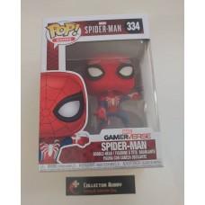 Funko Pop! Games 334 Spider-Man Gamerverse Spider Man Spiderman Marvel Pop Vinyl FU29318