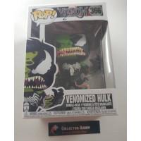 Funko Pop! Marvel 366 Venom Venomized Hulk Pop Vinyl Figure FU32690