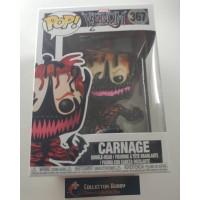 Funko Pop! Marvel 367 Venom Carnage Cletus Pop Vinyl Figure FU33073