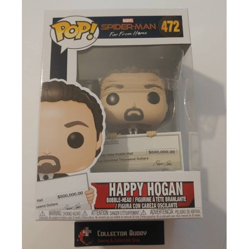 happy hogan funko pop