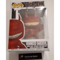 Funko Pop! Marvel 513 Venom Venomized Daredevil Pop Vinyl Figure FU40706