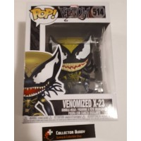 Funko Pop! Marvel 514 Venom Venomized X-23 Pop Vinyl Figure FU40709