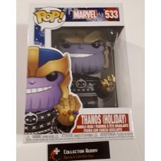 Funko Pop! Marvel 533 Thanos Holiday Christmas Sweater Pop Vinyl Figure FU43336