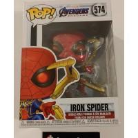Funko Pop! Marvel 574 Avengers Endgame Iron Spider Man Pop Vinyl Figure FU45138