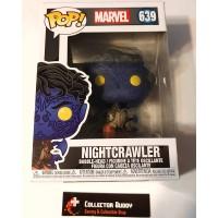 Funko Pop! Marvel 639 X-Men Nightcrawler 20th Anniversary Pop Bobble Head FU49294