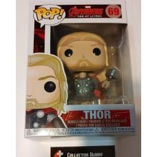 Funko Pop! Marvel 69 Thor Avengers Age of Ultron Pop Vinyl Action Figure FU4780