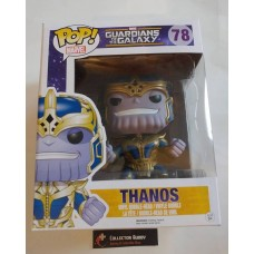"Funko Pop! Marvel 78 Guardians of the Galaxy Thanos 6"" Supersized Pop Vinyl FU5105"