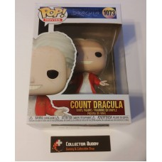 Funko Pop! Movies 1073 Bram Stoker's Dracula Count Dracula Pop Vinyl Figure FU49798