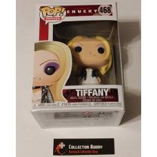 Damaged Box Funko Pop! Movies 468 Bride of Chucky Tiffany Pop Vinyl Figure FU20117