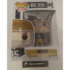 Funko Pop! Movies 699 Rudy Rudy Pop Vinyl Figure FU35724
