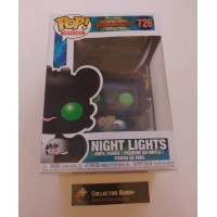 Funko Pop! Movies 726 How to Train Your Dragon Night Lights Pop Vinyl Figure FU36374