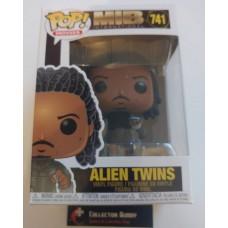 Damaged Box Funko Pop! Movies 741 MIB International Alien Twins Men In Black Pop Vinyl FU38494