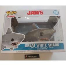 Damaged Box Funko Pop! Movies 758 Jaws Great White Shark Supersized Pop  FU38565