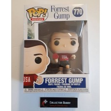 Funko Pop! Movies 770 Forrest Gump Ping Pong Tom Hanks Pop Vinyl Figure FU40205